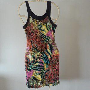 Joseph Ribkoff Cocktail Dress, US Size 10